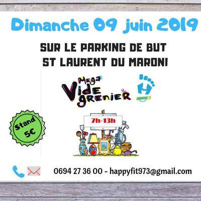 Vide Grenier le 09 juin 2019