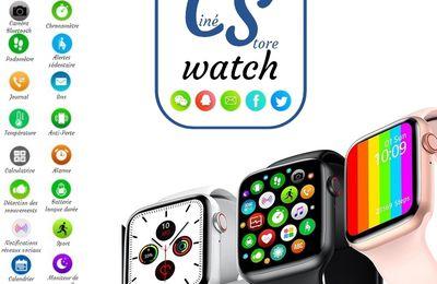 Ciné-Store lance la CS Watch