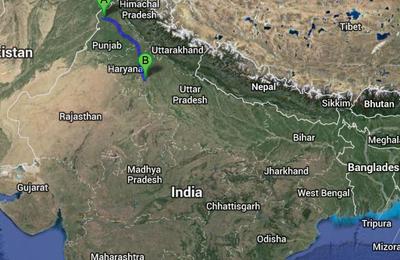 INDE: De Delhi ...à Varanasi