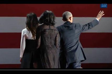 Goodbye Mr President!
