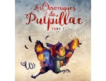Les Chroniques de Pulpillac de Jean-Luc Marcastel