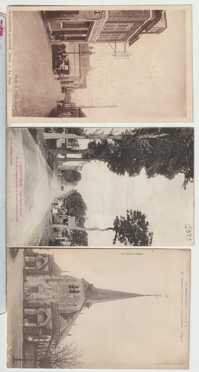Cartes postales de Louviers