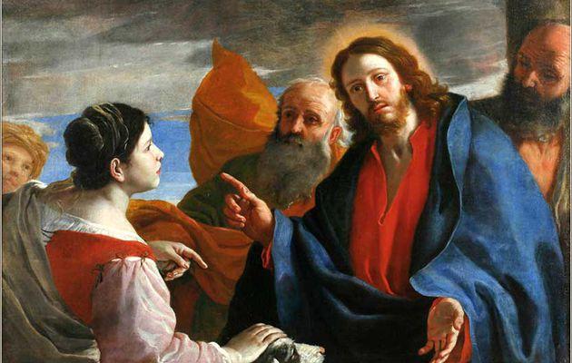 20ème Dimanche A - Jésus et la femme cananéenne