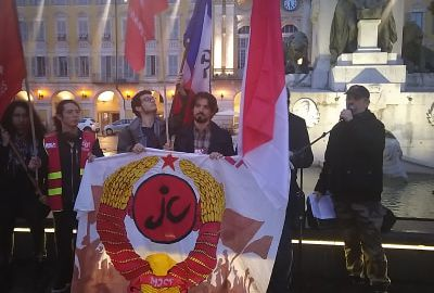 Le 2 mars à Nice, un rassemblement en soutien des communistes polonais !