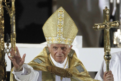 Pope Benedict's Homily at WYD Mass Madrid 2011