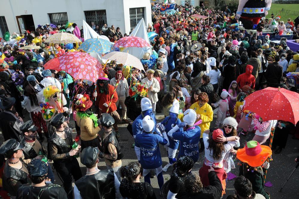 Album - CARNAVAL DE GERONCE : CORSO FLEURI, CAVALCADE ET LIESSE POPULAIRE