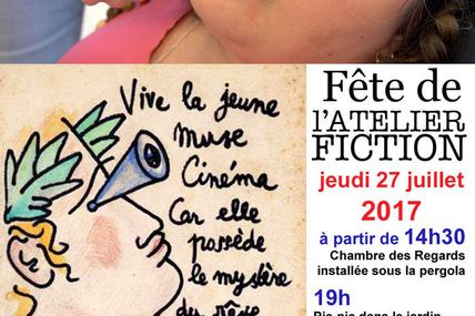 Fête de l'Atelier Fiction !