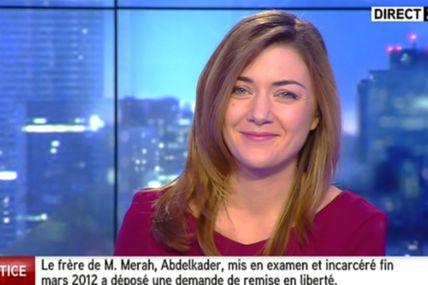 2013 11 23 - 20H30 - FLORENCE O'KELLY - ITELE - INTEGRALE WEEK-END