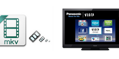 How to Play MKV Files on Panasonic Viera TV from USB