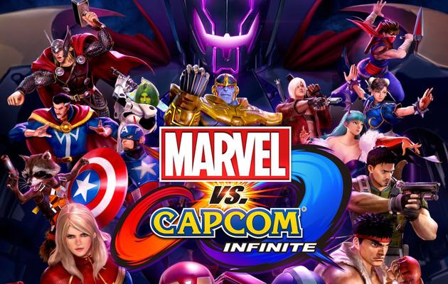 TEST de MARVEL VS CAPCOM INFINITE (sur Xbox One X): un jeu de baston fun et accessible