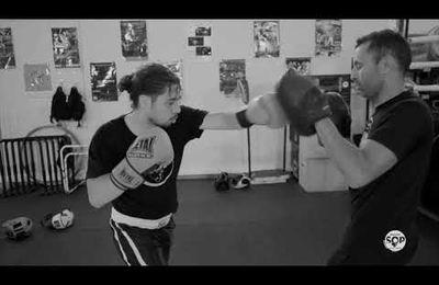 Un des 3 clips réalisés pour Savat'O poings: la boxe française.
