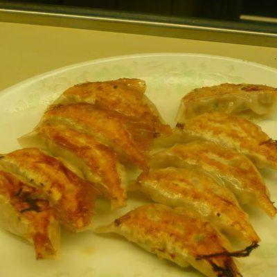 Ghyosas, Spa et orgie de crabe a Osaka