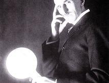 Tesla world light