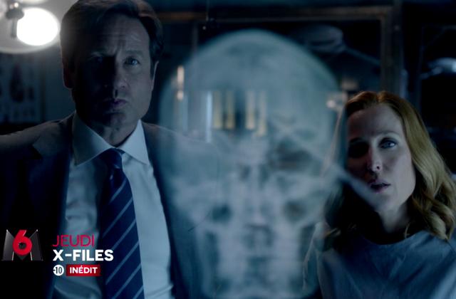 Audience de la nouvelle saison d'X-Files sur M6.