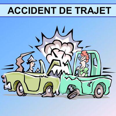 Accident de trajet: il faut que le trajet du domicile vers le lieu de travail ait commencé pour qu'il soit reconnu.