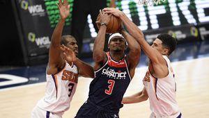 Bradley Beal mène Washington face aux Suns avec 34 points, 8 rebonds, 9 passes et 2 interceptions