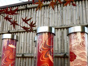 Kyôto : Arashiyama : La forêt des Kimonos!