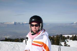 Ski à Chamrousse