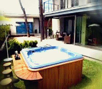 La santé par l'eau avec un spa à domicile !