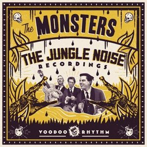 "The Monsters - ""the jungle noise recordings"" (2016)"