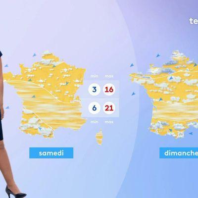 Anaïs Baydemir 19/04/2020 Journaux météo du midi