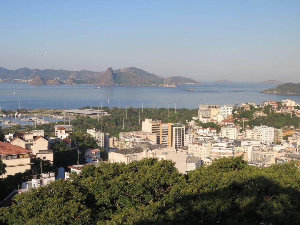 Voyage au Brésil ..... Premiers jours à Rio de Janeiro