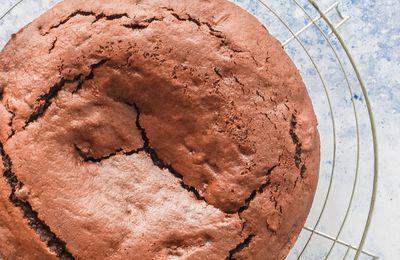 Gâteau au chocolat (hyper réconfortant)