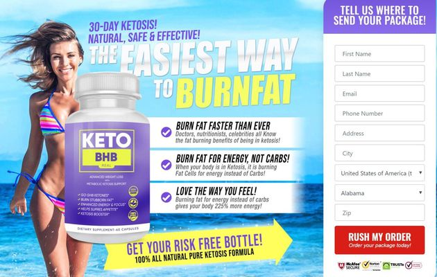 Keto BHB Real–Is This Ketones supplement Diet Really Works?