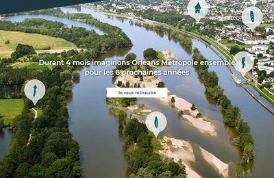 Assises de la transition écologique d'Orléans Métropole de janvier à avril 2021 : inscrivez-vous et participez