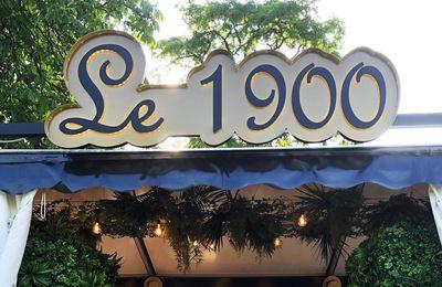 Le 1900, Restaurant éphémère sur Meaux