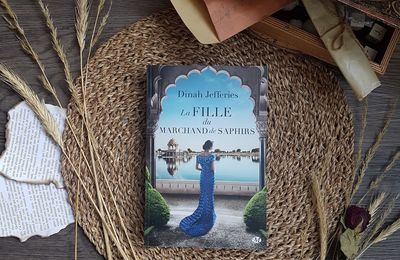 La Fille du marchand de saphirs - Dinah Jefferies