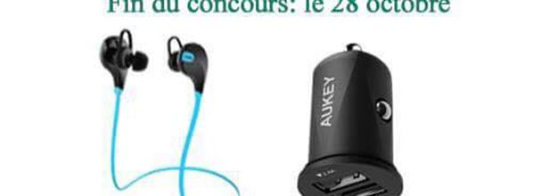 Concours Aukey France