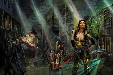 Savage Shadowrun - La Totale !