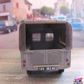 LES 2CV PICK-UP - car-collector