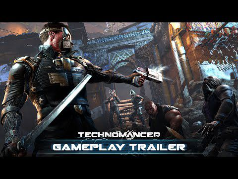 ACTUALITE : Un #trailer de #gameplay pour #TheTechnomancer