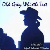 U2 -Old Grey Whistle Test -Balmoral TV Studios - Belfast -Irlande du Nord -08/03/1987 - U2 BLOG