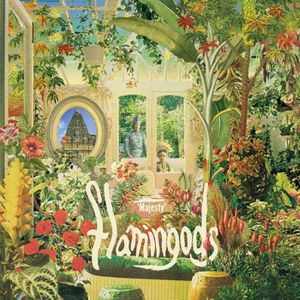 "Flamingods - ""majesty"" (2016)"
