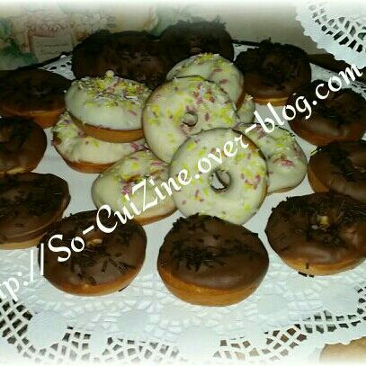 Baby Donuts sans friture