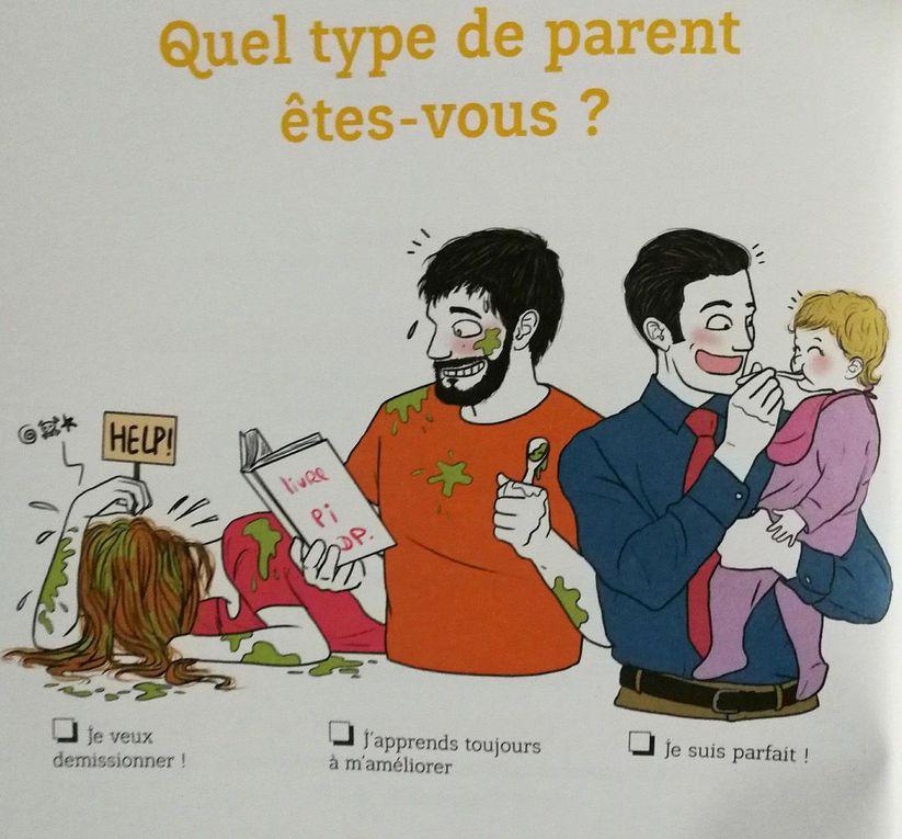 L'éducation positive : le guide décapant des parents imparfaits