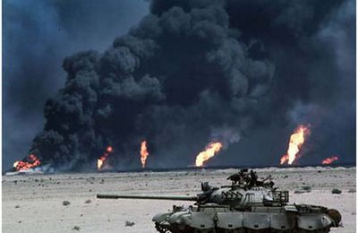 """Golfe, la guerre des Trente ans - Bush : """"la nouvelle ère de l'espoir commence"""""""