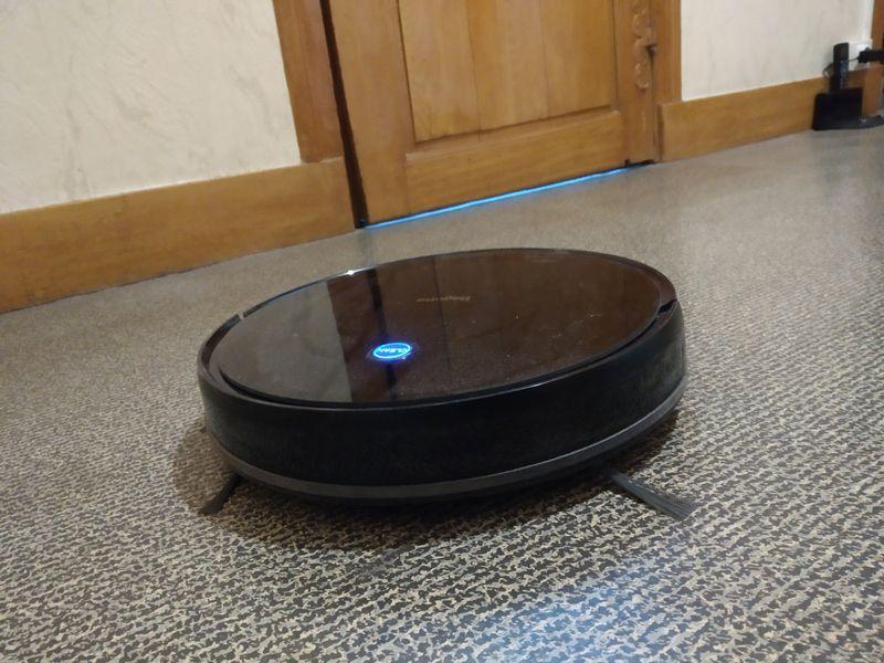 essai de l'aspirateur robot 3-en-1 multifonctions - Bagotte BG600 @ Tests et Bons Plans