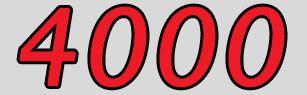 40 articles, 4000 visiteurs...