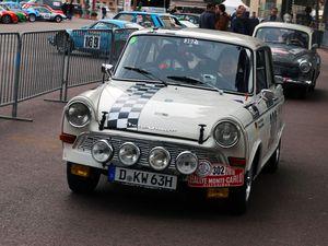 DAF 66 Marathon et DKW F11