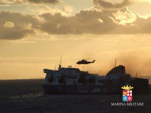 Photos : Marine Italienne