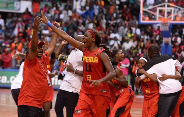 Afrobasket féminin 2017 : les Angolaises de retour sur le podium ?