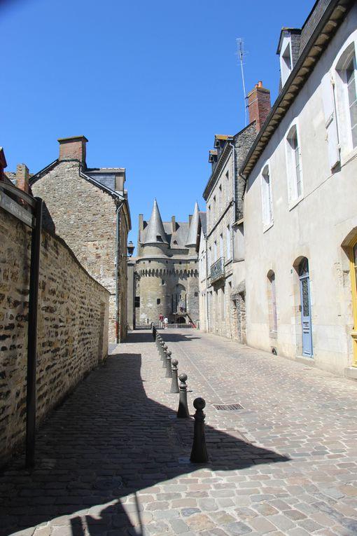 Vitré, plus beau détour de France