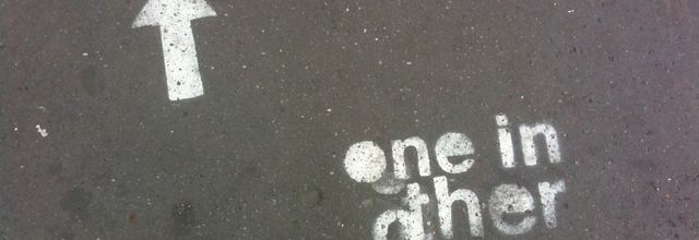 Lundi 19 juillet - One is (in) other