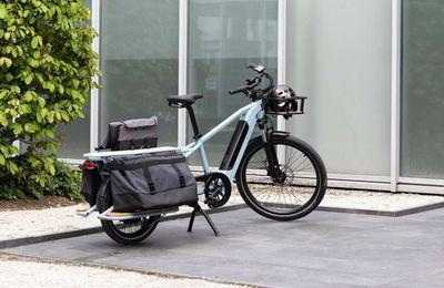 Innovation produit : Decathlon dévoile son futur vélo cargo électrique