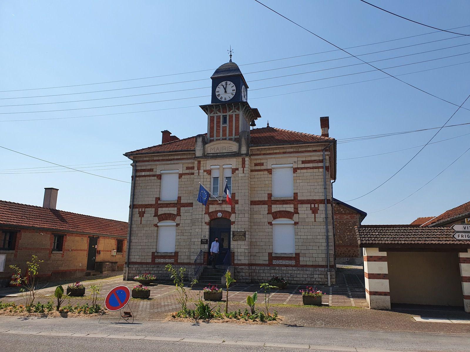 Mairie de Courdemanges