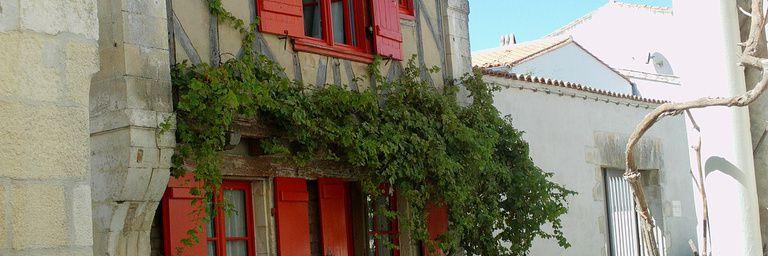 Rues et maisons fleuries ici et ailleurs.